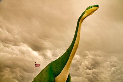 Dinosaur Park Rapid City South Dakota, 2010