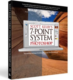 Cover image, Kelby's 7-Point System