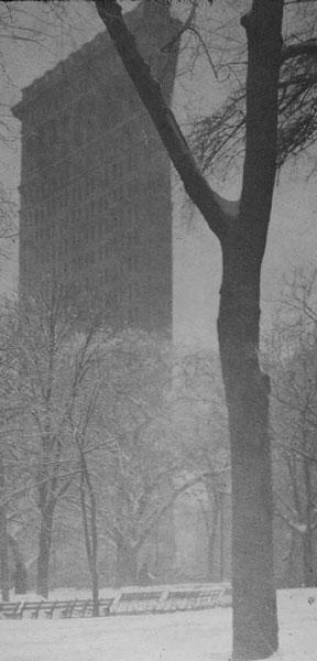 The Flatiron, 1903, Stieglitz