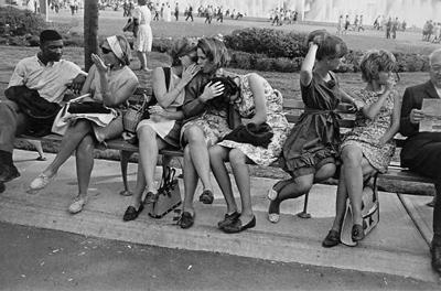 Garry Winogrand, New York Worlds Fair, 1964