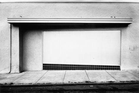 Lewis Baltz, Fairfax, 1973