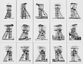 Pitheads, Bernd and Hilla Becher