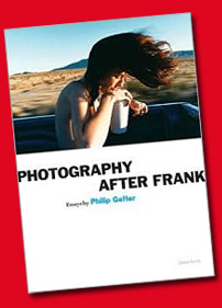 Book Cover, Photography After Frank