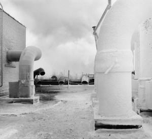 General Mills Roof, David Plowden