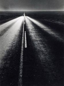 Highway US 285 by Robert Frank, from The Americans