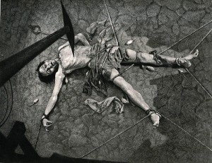William Mortensen, The Pit and the Pendulum