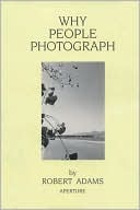Why People Photograph. Book Cover.