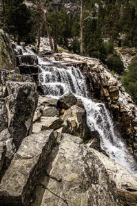 Waterfall, Lake Tahoe