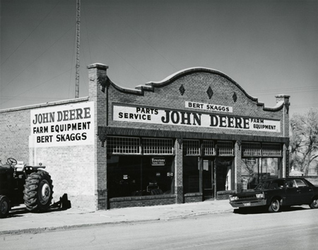 John Deere Agency, 1966, Copyright Robert Adams